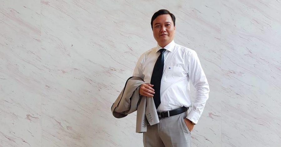 Thạc sỹ Thái Hoàng Khải