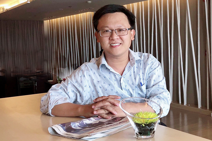 Thầy Nguyễn Hữu Phát