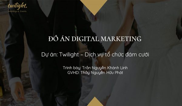Đồ án Digital Marketing