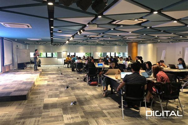 Đào tạo Digital Marketing thực chiến