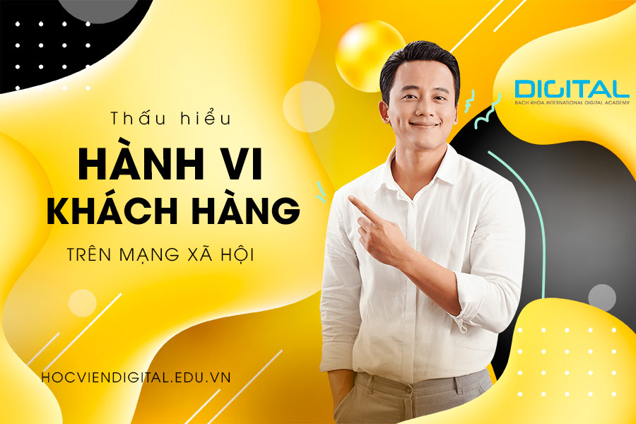 hành vi digital marketing