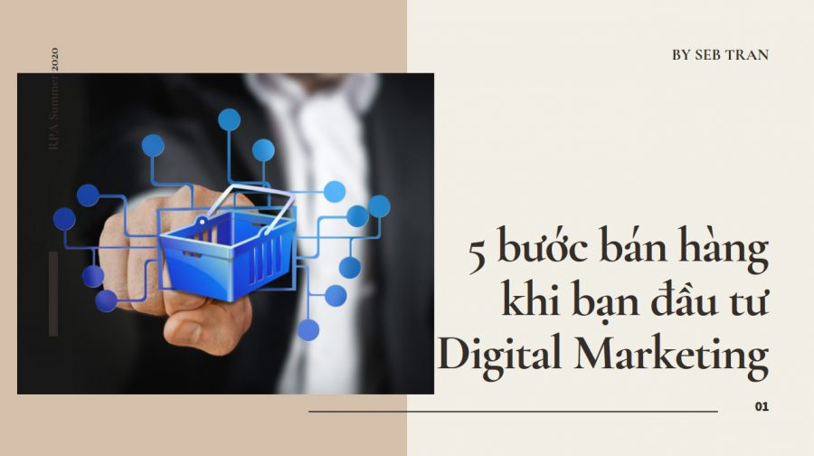 Đầu tư Digital Marketing