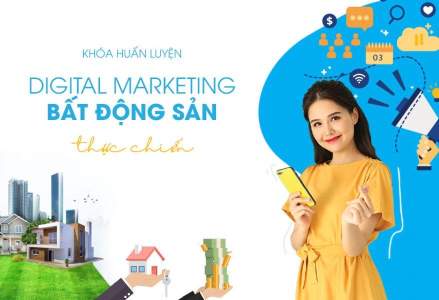 Digital Marketing Bất động sản