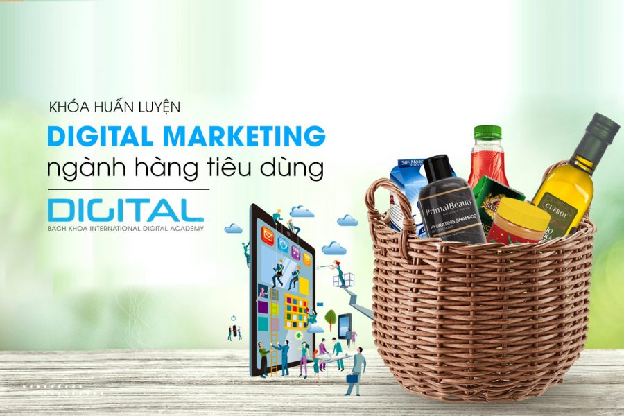 Digital Marketing FMCG