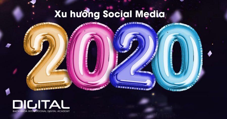 xu hướng digital 2020