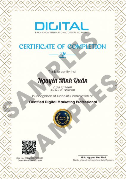 Bằng Digital Marketing