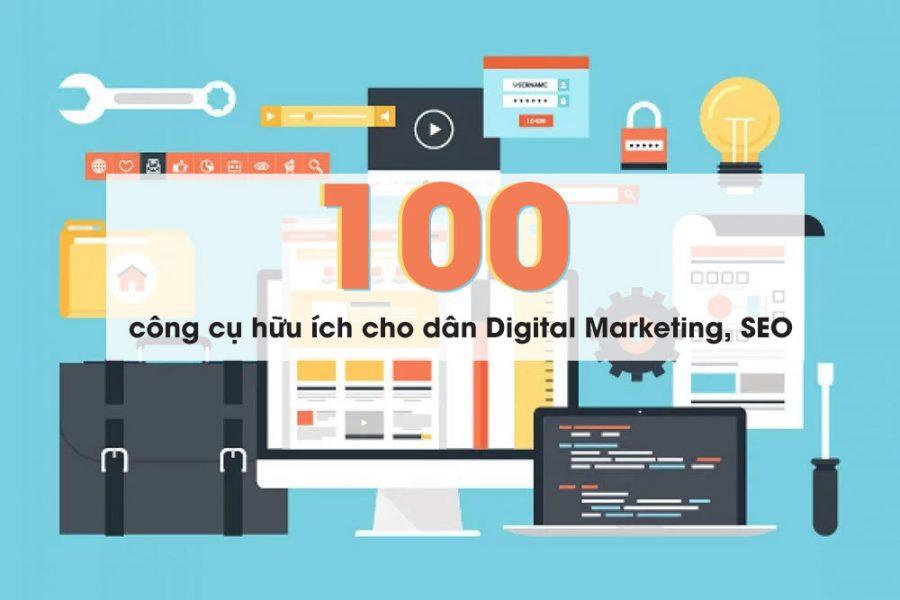 công cụ Digital Marketing