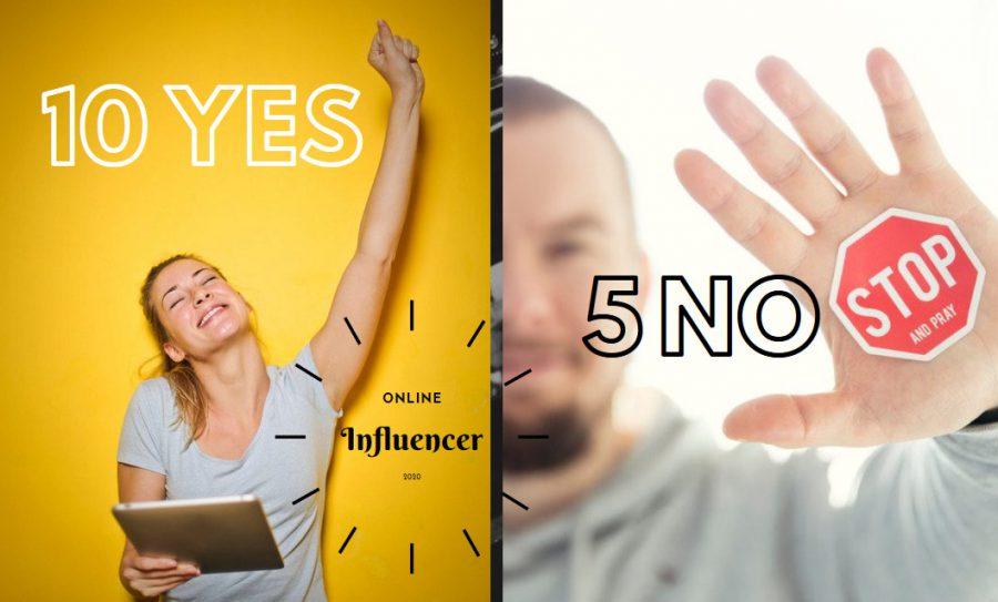 quảng cáo từ người gây ảnh hưởng