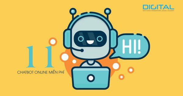 Chatbot Online Miễn Phí