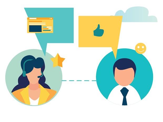 giữ chân khách hàng Online