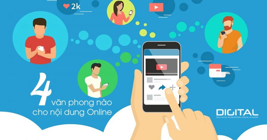 nội dung Online