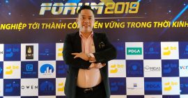 Thạc sỹ Khoa Nguyễn
