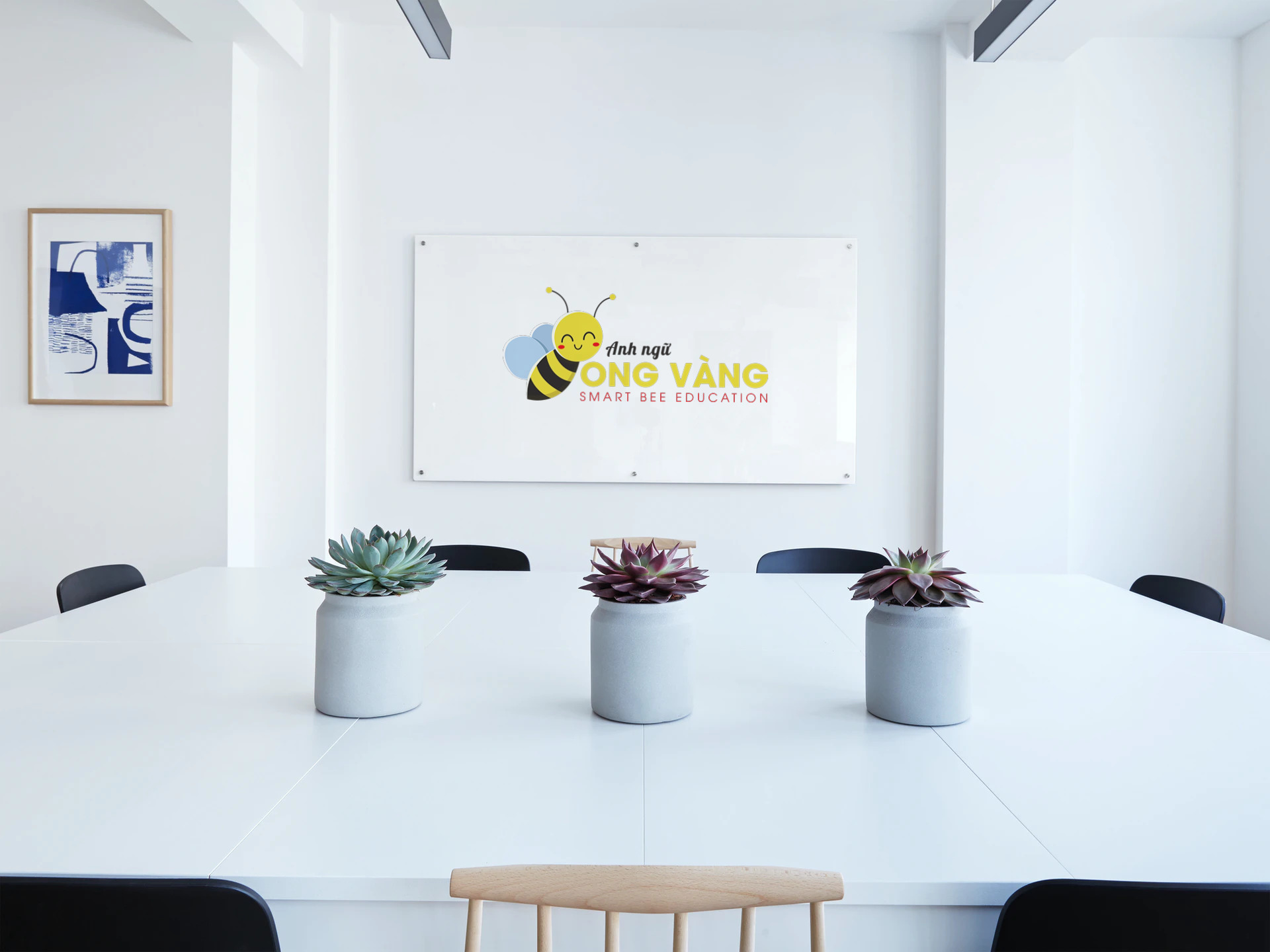 Anh ngữ Ong Vàng Smart Bee