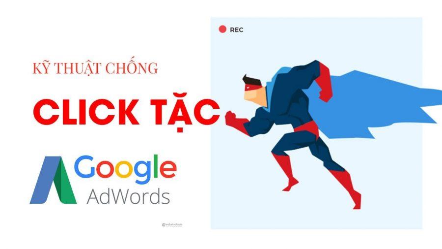 chống click tặt Adwords