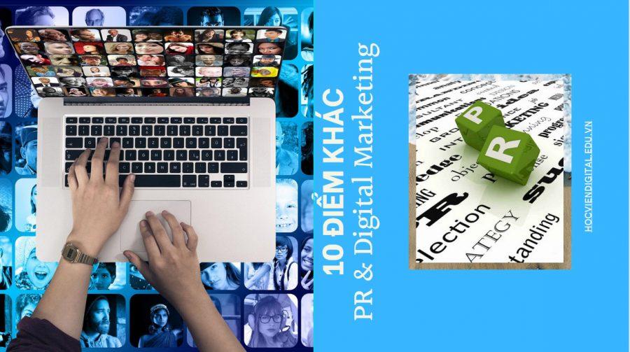 PR và Digital