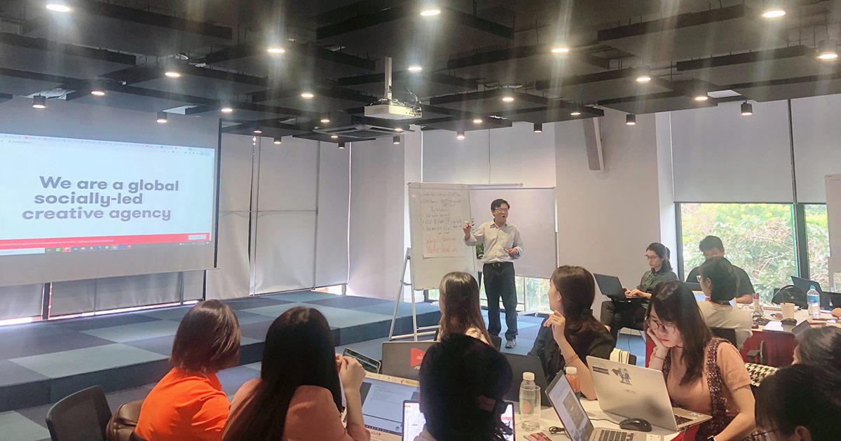 Đào tạo Digital Transformation tại FPT Software Hà Nội