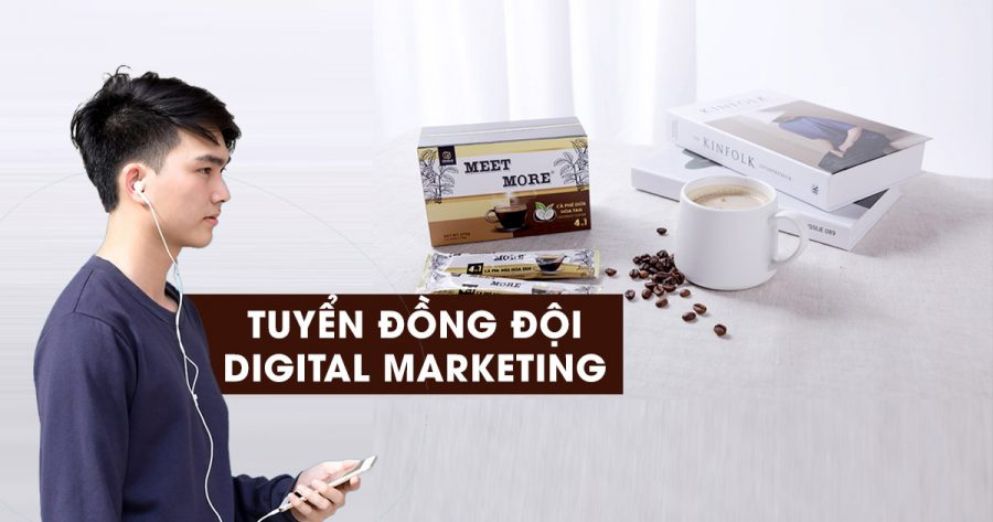 Meet More Coffee tuyển dụng