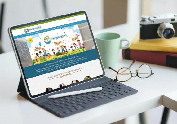 Trường Mầm Non Song Ngữ Montessori Vườn Ươm Hạnh Phúc
