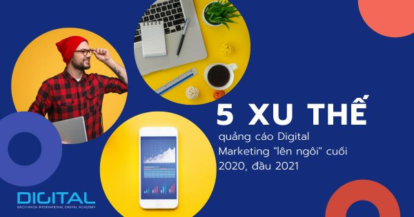 quảng cáo Digital Marketing