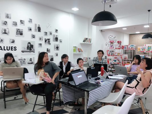 Digital Marketing mỹ thuật