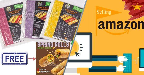bán hàng Amazon