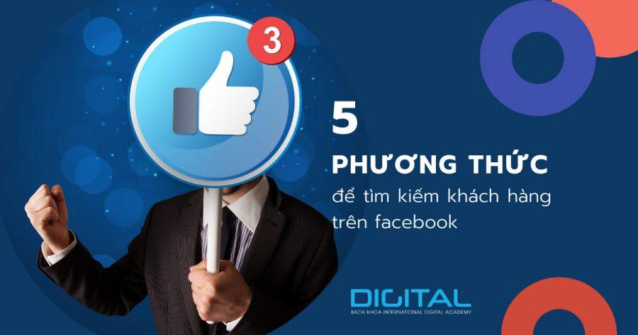khách hàng trên facebook