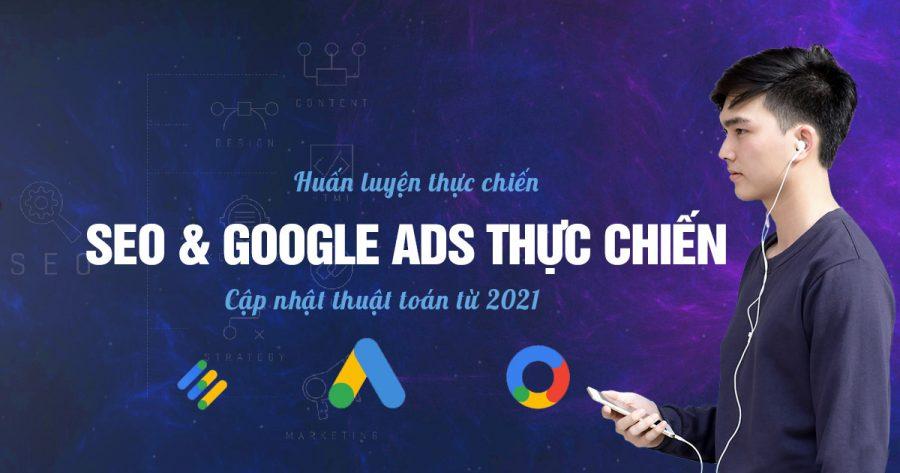 Khóa học SEO và Google Ads