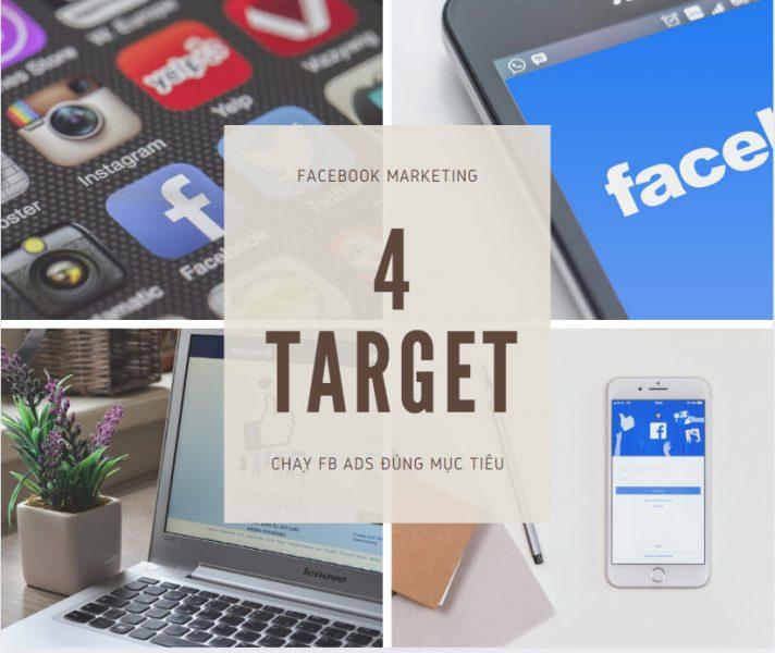 target FB quảng cáo