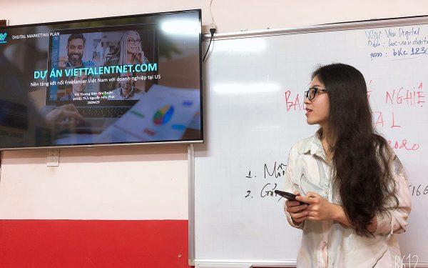 Bảo vệ đồ án Digital Marketing