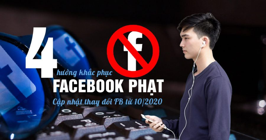 khắc phục nợ tiền facebook ads
