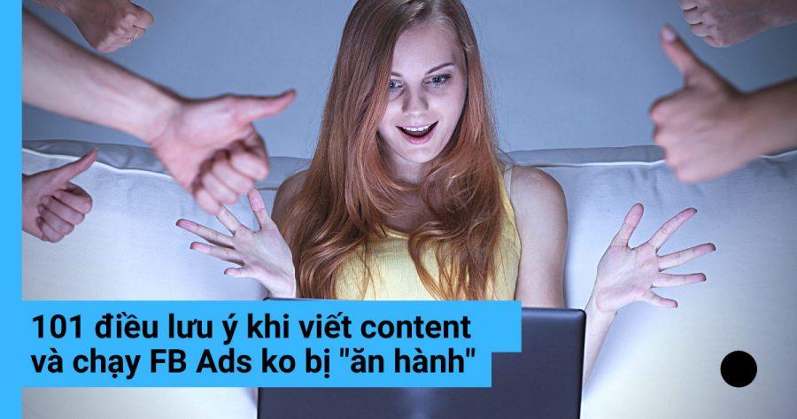 content chạy FB Ads