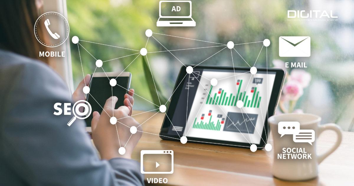 Digital Marketing Trade