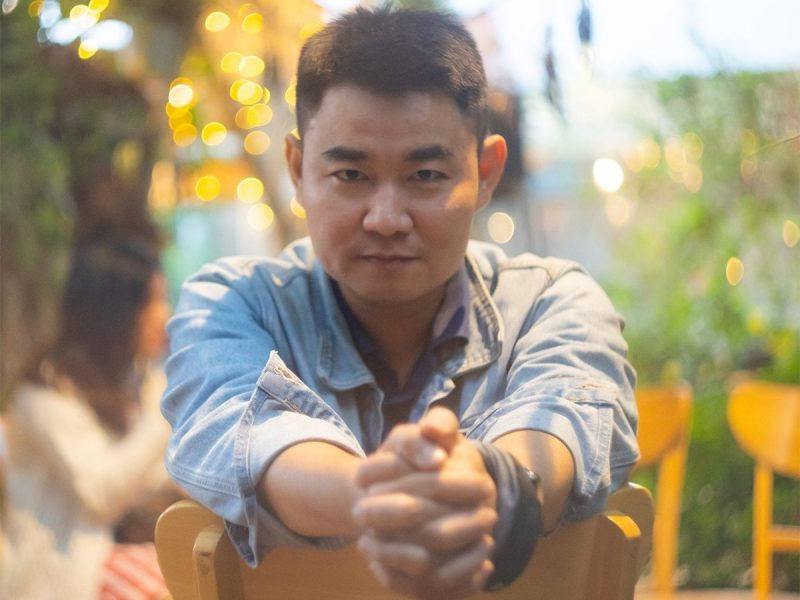 Thầy Trần Tùng Lâm