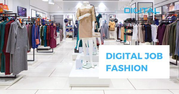 Digital Marketing Job thời trang