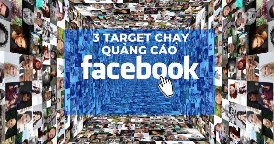 target chạy quảng cáo Facebook
