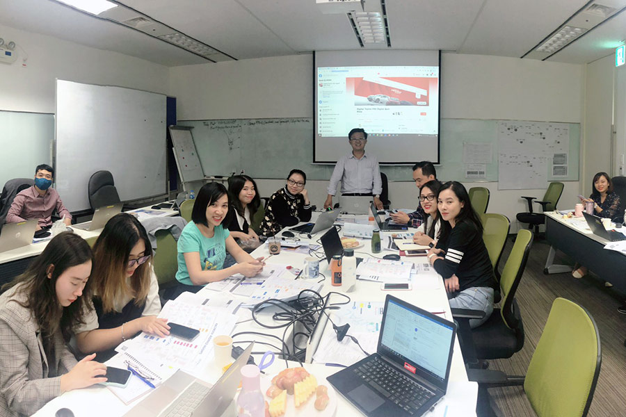 Cử nhân Digital Marketing