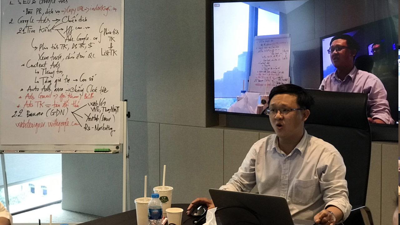 Đào tạo Digital Marketing lĩnh vực y tế cho Tập đoàn Hoàn Mỹ