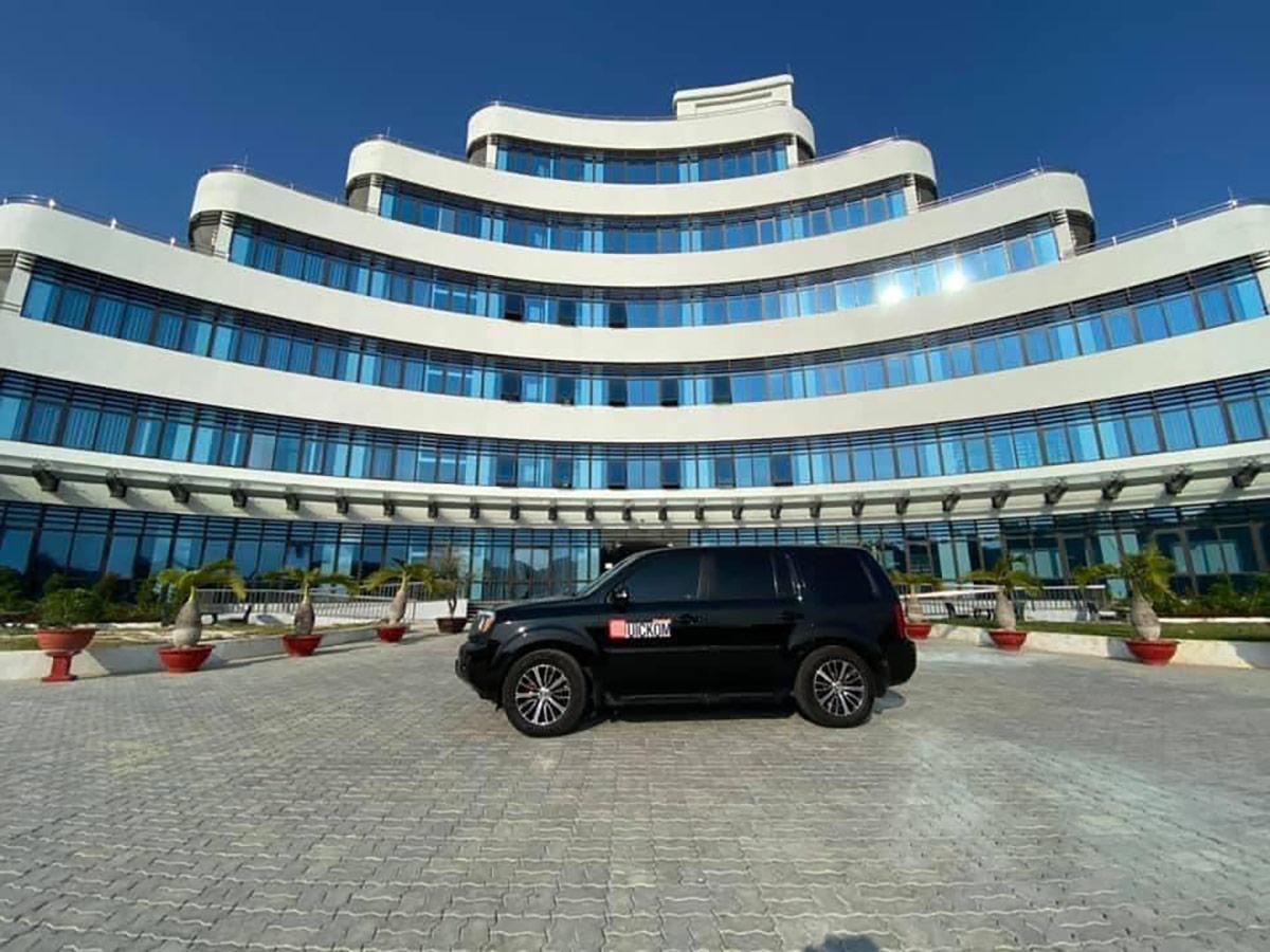 Tòa nhà Digital Quân đội