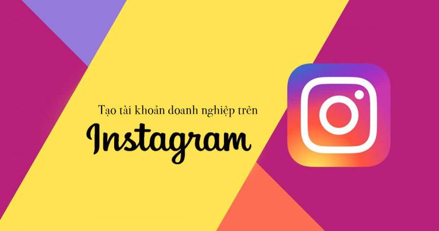 Instagram doanh nghiệp