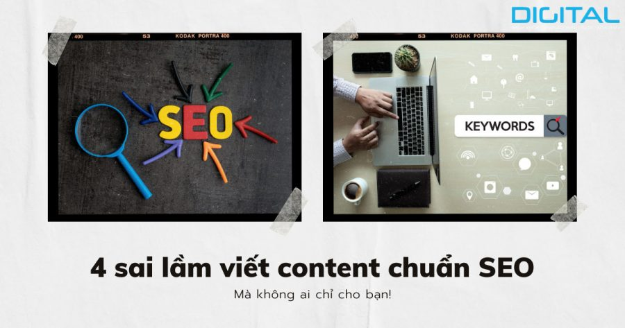 Viết content SEO