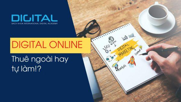 Digital Marketing Agency hay In-house team