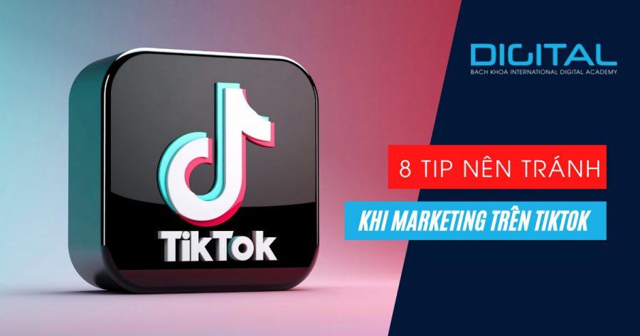 Marketing trên TikTok